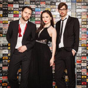 Akustik Trio buchen Berlin – Band Live Tape
