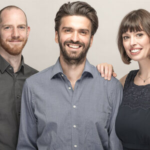 Band Berlin buchen – Acoustic Trio