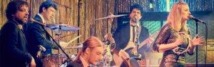Band buchen – Band Tiina & The Boys
