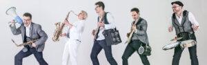 Coverband buchen Berlin – FlexiMusic Band