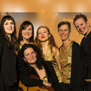 Damen Swing Band buchen – Ensemble Swingin Bells