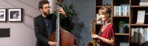 Jazz Duo buchen – Ambient Ensemble