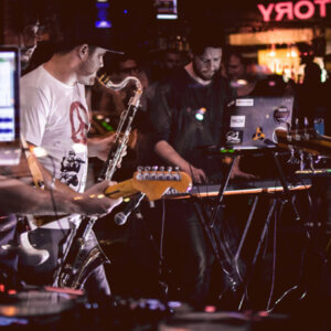 Live-Band buchen Berlin – Band Réunion Secrète