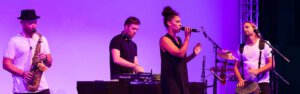 Live-Partyband und Coverband Berlin – Band Mix'Up