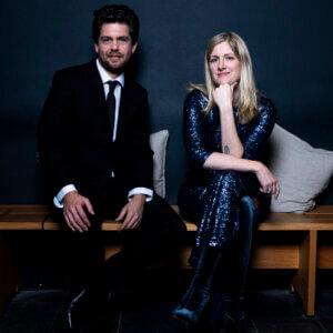 Live-Duo buchen Berlin – Duo Tiina & Jim