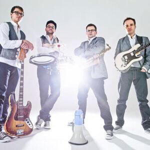 Mobile Band buchen – FlexiMusic Band