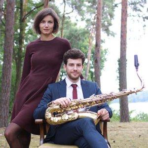 Musikduo Berlin buchen – Duo Enjour