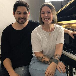 Musikduo Berlin – Duo KlangKosmos