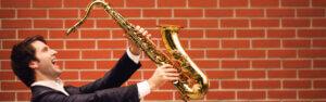 Sänger und Saxophonist buchen Berlin – Sänger und Saxophonist Andrew