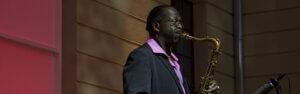 Saxophonist buchen Berlin – Saxophonist Herbie