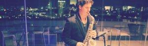 Saxophonist buchen Berlin – Saxophonist Valentin