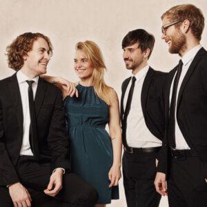 Swing Band buchen – Modern Swing Ensemble