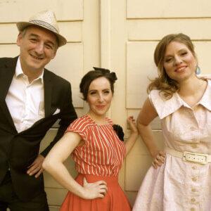 Swing Trio Berlin – DPJ Trio