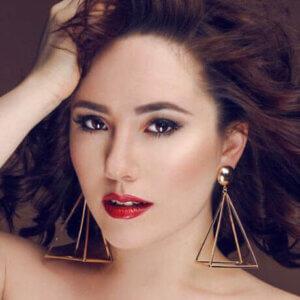 Sängerin Wanja
