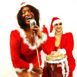 Band für die Weihnachtsfeier buchen – Band Caribbean Christmas