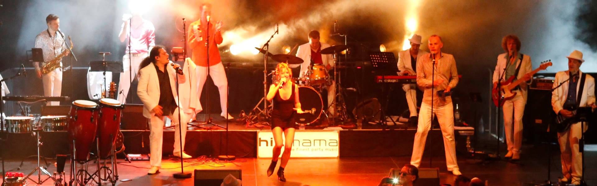 Coverband Berlin – Band Hit Mama